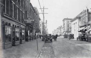 King Street, Alexandria, VA 1928