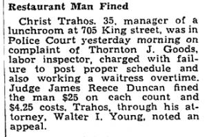man fined