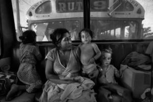 """Fig.1: Donna De Cesare. """"El Salvador/Honduras border, El Poy, El Salvador, 1988"""" (Accessed December 8, 2015)"""