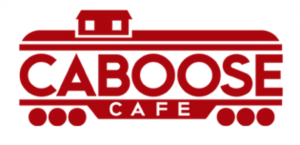 """Caboose Cafe Logo,"" digital image, Caboose Cafe, 2013, accessed October 28, 2016, http://caboose-cafe.com/wp-content/uploads/2013/04/caboose-logo-update.png."